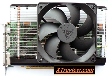 XFX GeForce 8800 GT 512 Mb DDR3 XXX with as1