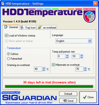 HDD Temperature v.4.0.15